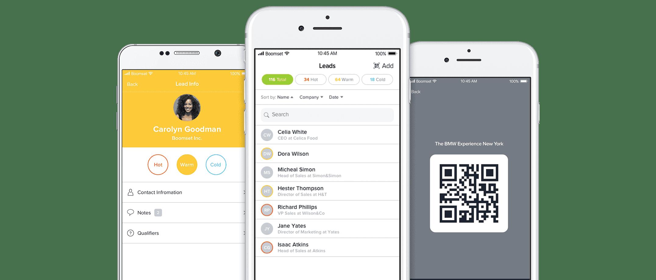 Lead Scanner App