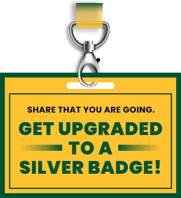 Get Upgraded to a Silver Badge!