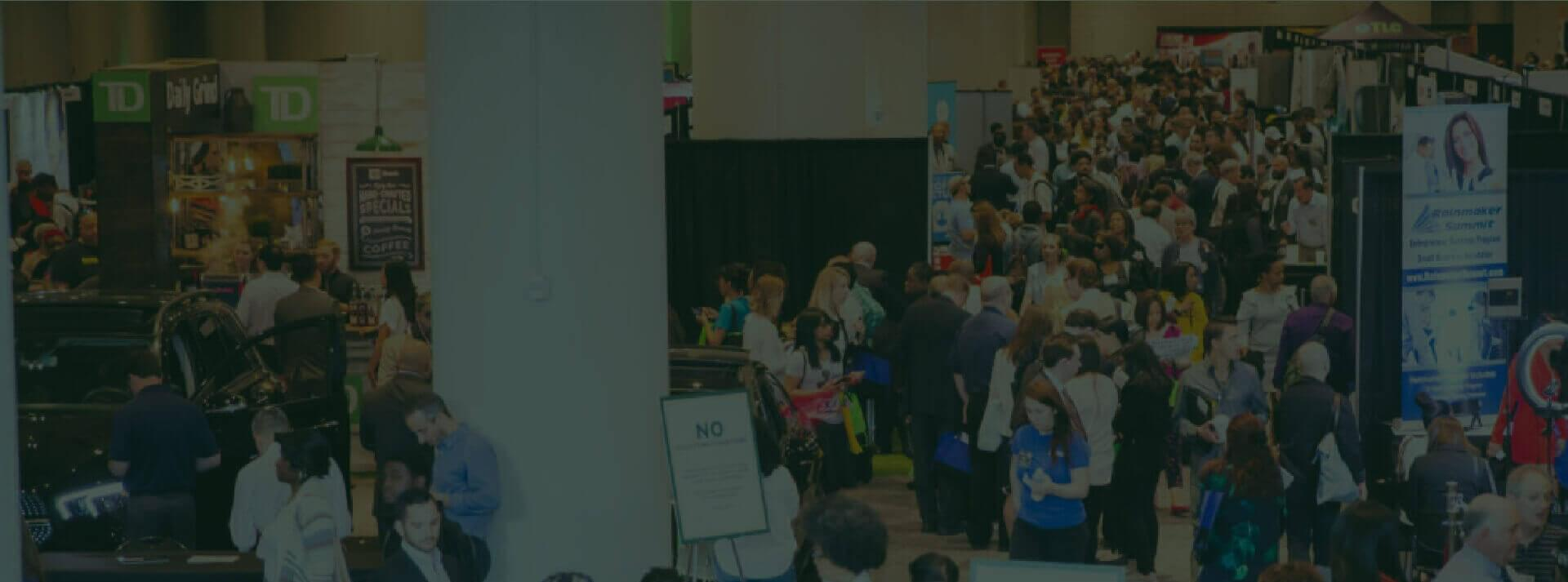 BUILD A CAREER AT SMALL BUSINESS EXPO